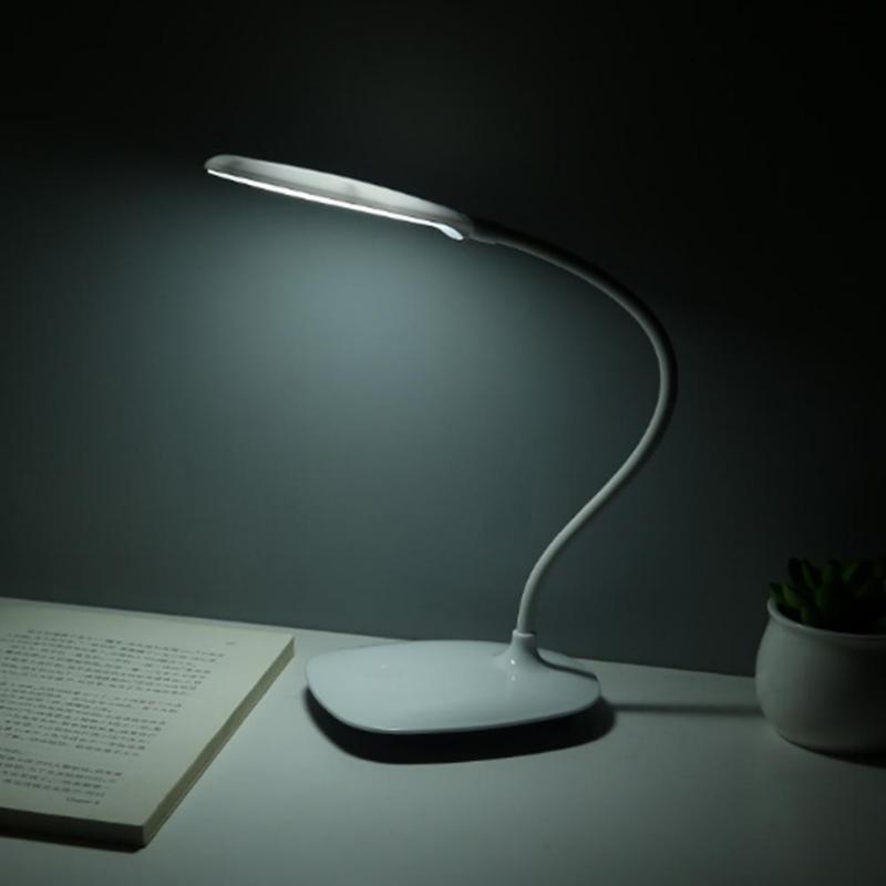 Licht & Beleuchtung Flexible Tisch 14 Leds Lesen Licht Usb Lade Lampen Touch Sensor Dimmbare Lesen Studie Weiß Nachtlicht Schreibtisch Lampe 3 Modus Lampen & Schirme