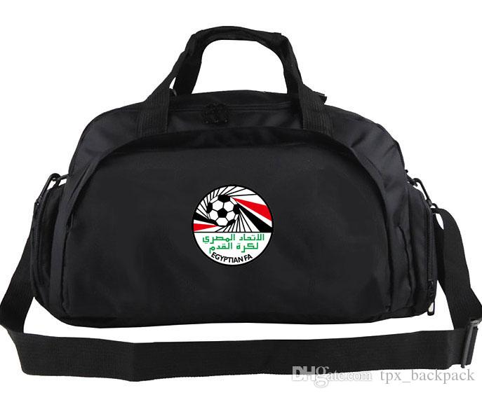 Egypt Duffel Bag Flag Casual Tote Soccer Gym Backpack Football Team Luggage  Sport Shoulder Duffle Outdoor Sling Pack Hand Bags Duffel Bags From  Tpx backpack ... 9cd83d45d4bcc
