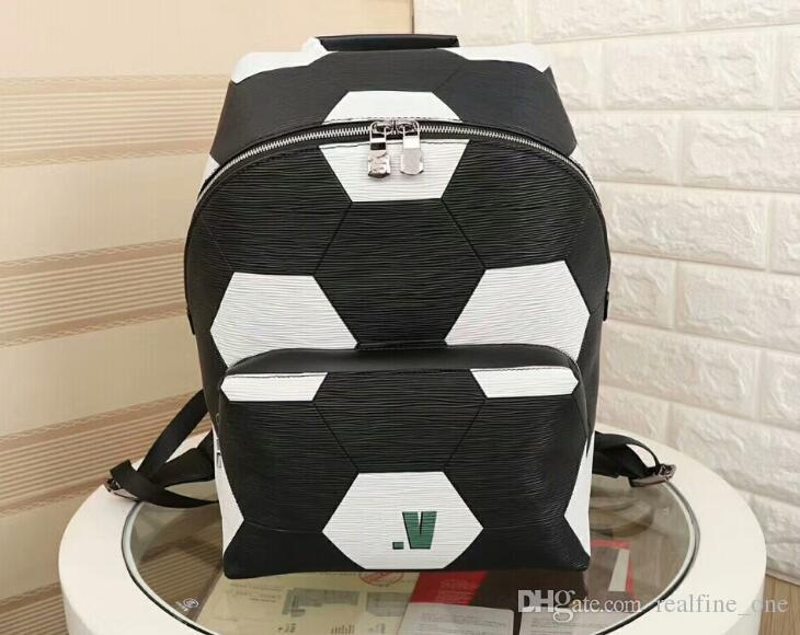 95959ea20d AAA M52117 37cm 2018 World Cup Collection APOLLO BACKPACK Epi Cowhide  Leather Bag