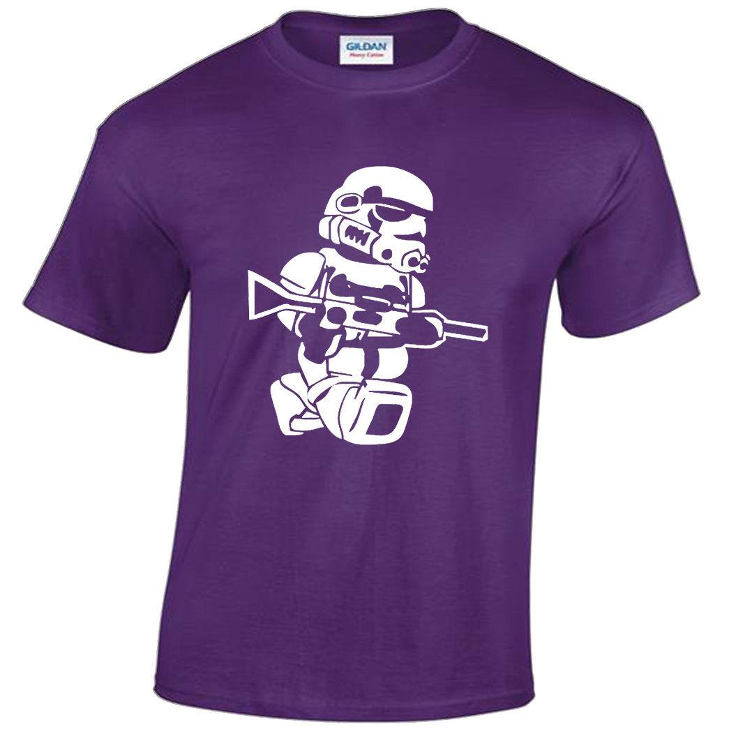 937d4b603 LEGO TROOPER MENS T SHIRT STORM WARS JEDI VADER STAR YODA FUNNY TOP  Interesting T Shirts T Shirt Buy Online From Flairmerchan, $11.01|  DHgate.Com