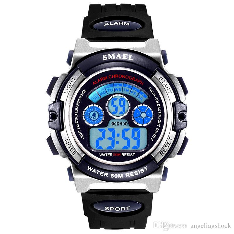 TNT Post,Best sell Spain,Italy hot items sport watch ,waterproof watch,auto light,all dials working,copy items,GA110