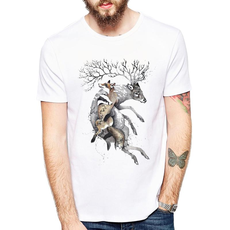 76aed3a4 2018 New Fashion Animal T Shirt Brand Clothing Hip Hop Protect Our Wildlife  Print Men T Shirt Short Sleeve High Quality T Shirt T Shirt 24 Hours Buy  Cool ...