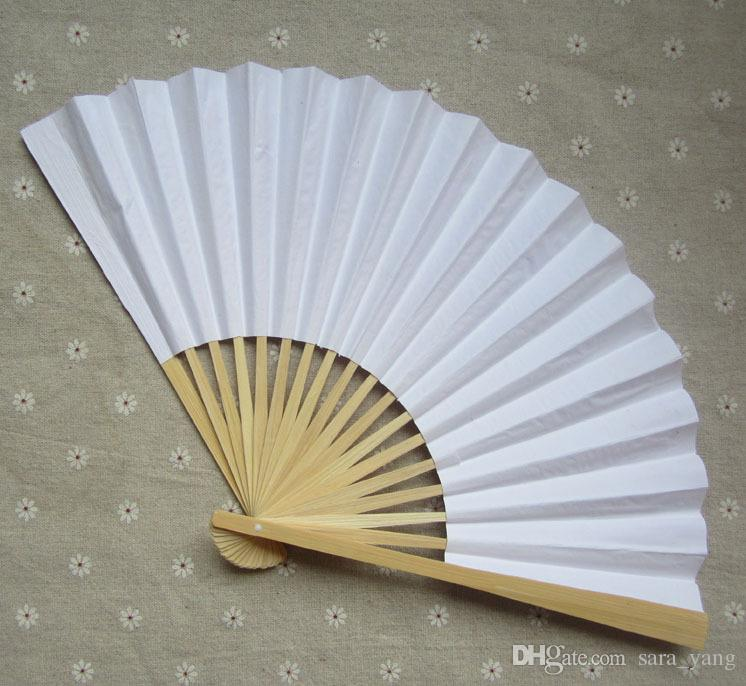 2018 Free Shippingwedding Favors China Silk Fanbride Hand Fan With