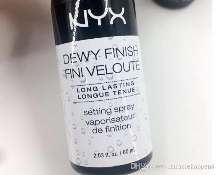 New Arrival NYX MAKEUP SETTING SPRAY Matte Finish & Dewy Finish Long lasting Setting Spray 60ML Face Beauty
