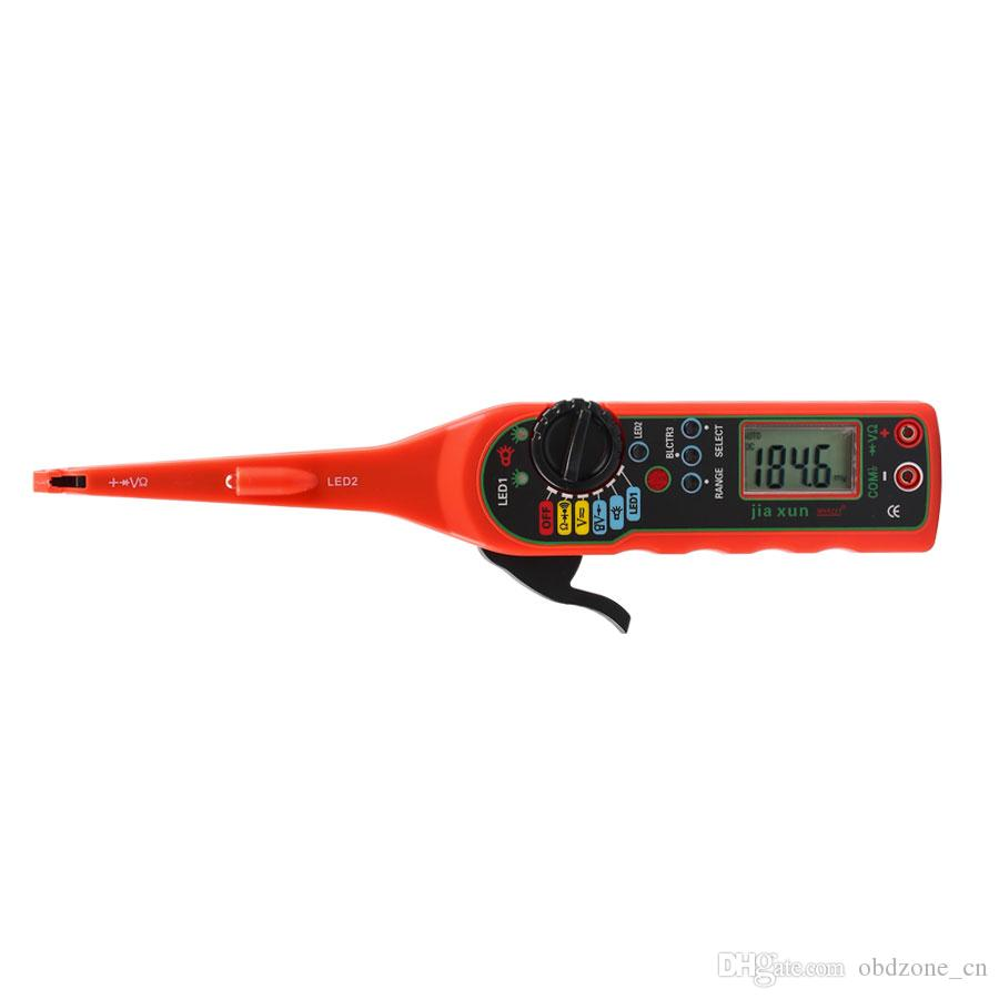 Ms8211 Multi Function Auto Circuit Tester Multimeter Lamp Obd2 Car Automotive Electrical Circuits Repair Diagnostic Tools Line Electricity