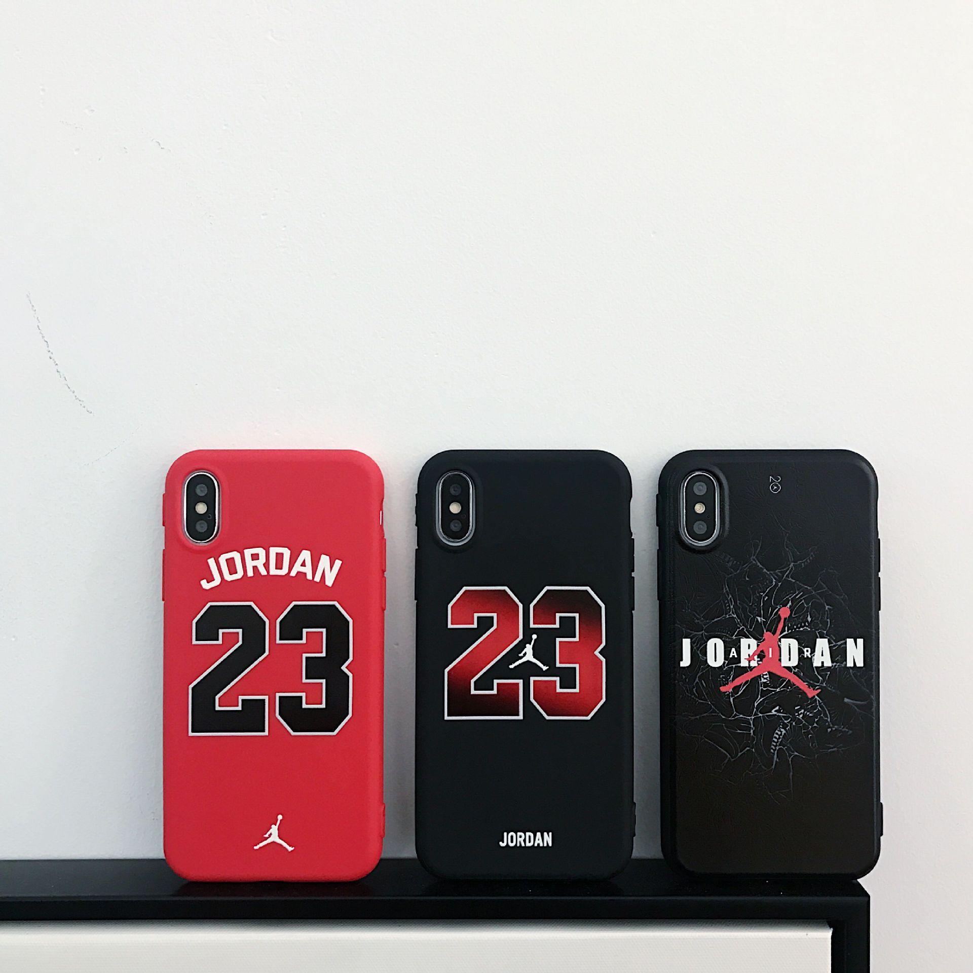 3f77a730b5a82 Hot Jersey Designer Phone Case for IPhone X 6 6S 6plus 7 8 7plus ...