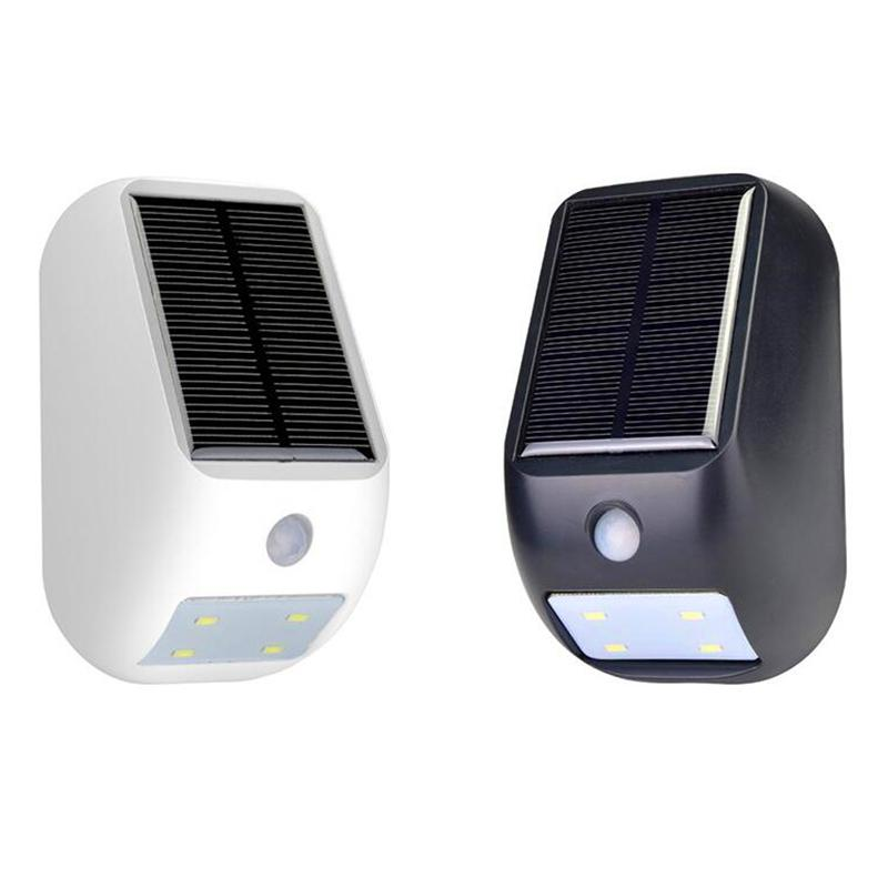 Ultra bright solar lights outdoor waterproof human sensor light ultra bright solar lights outdoor waterproof human sensor light garden lighting 4led mini courtyard wall lamp corridors walls new decoration solar lights workwithnaturefo