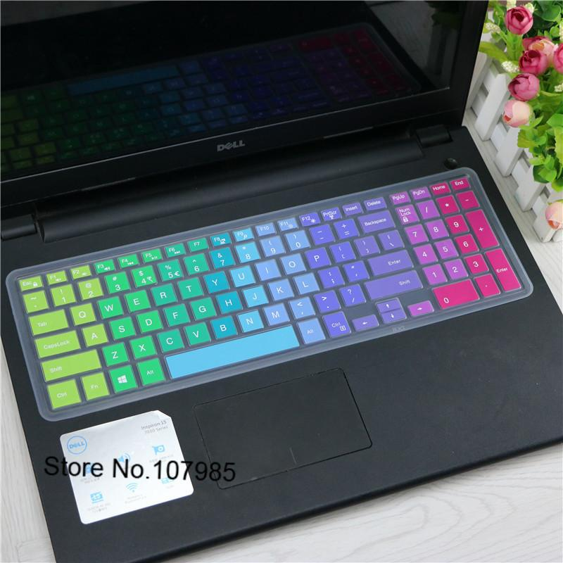 Silicone Keyboard Skin Cover For G3 15 17 G5 15 G7 15 Series 15.6
