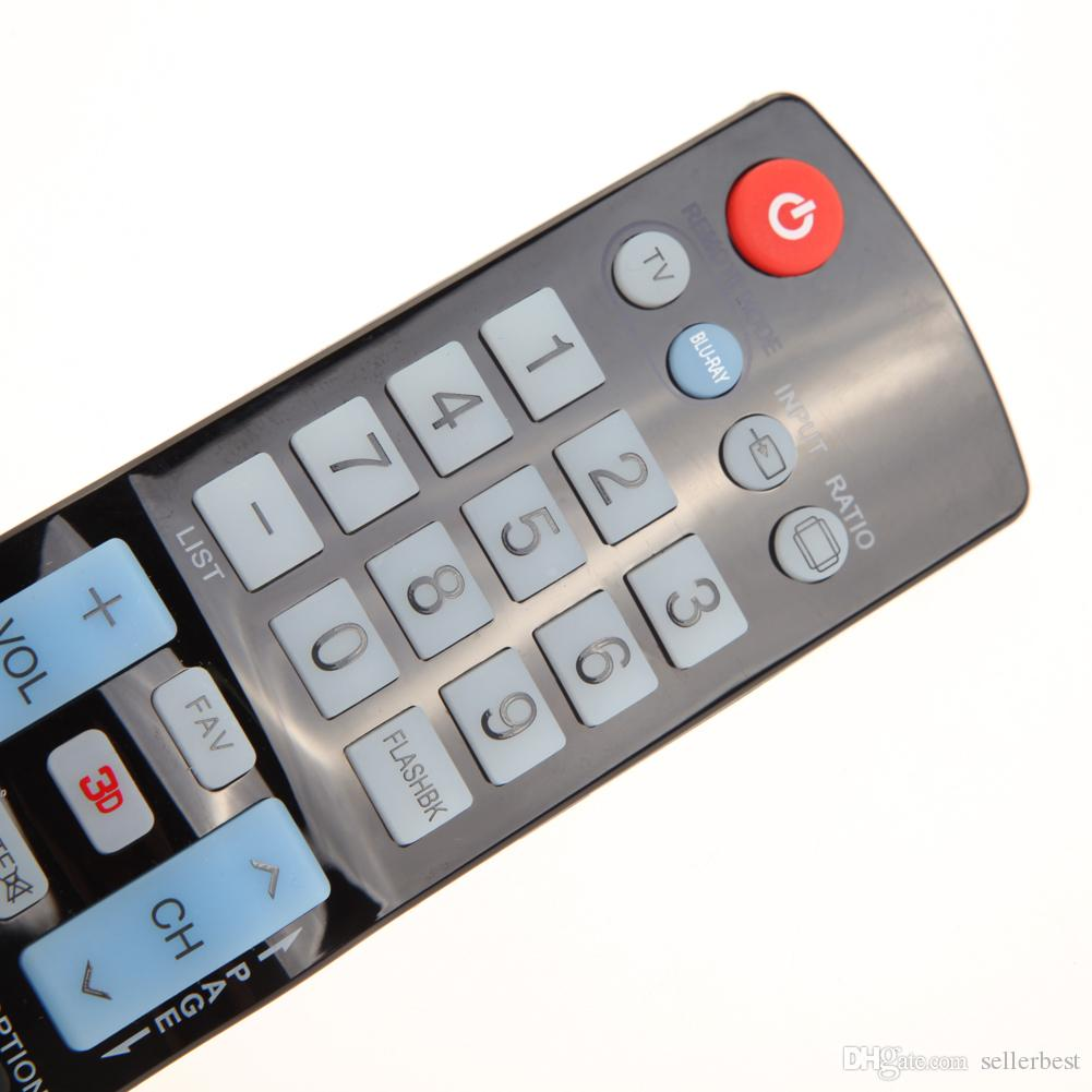 Universal Replacement TV Remote Control Controller for TV Television LG LCD LED HDTV 3D Remote Control