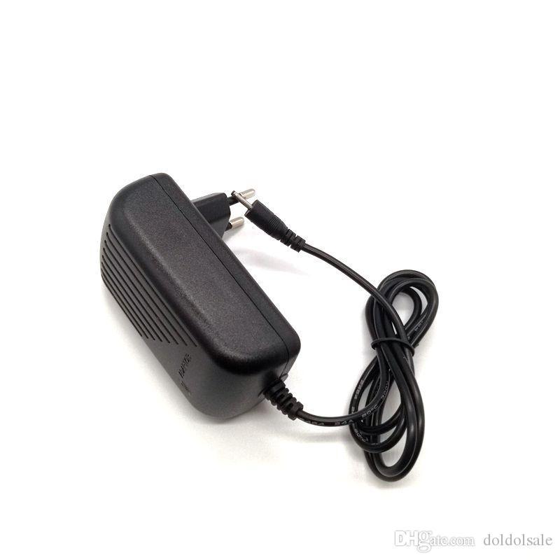 9 V 2.5A 3A Duvar Ev Şarj AB ABD Plug PiPo M2 için M3 M6 Pro M6 M8 3G Tablet 2.5x0.7mm 2.5 * 0.7mm Güç Kaynağı Adaptörü