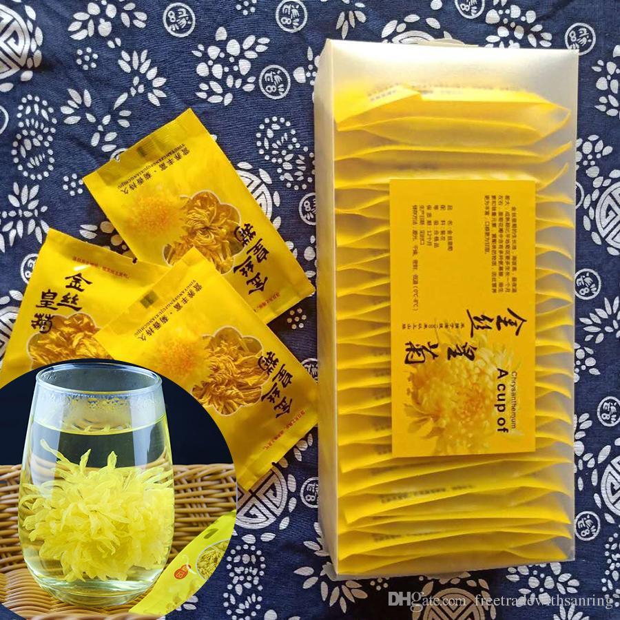Acheter Golden Royal Chrysanthemum Haute Qualite Chinois Naturel