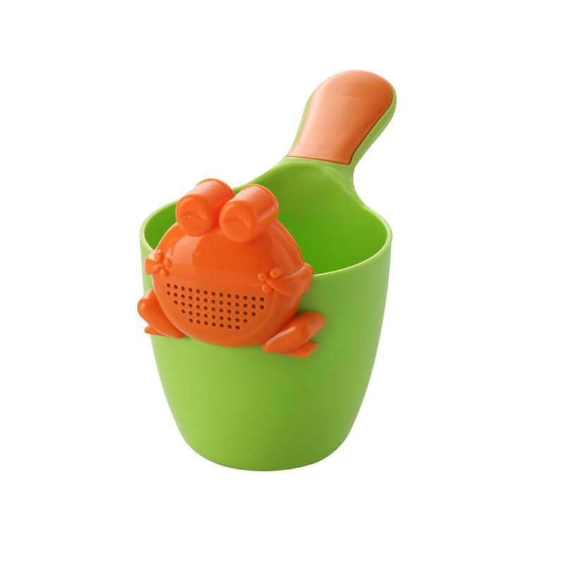Magic Bath Baby Jacuzzi.Baby Infant Children Shower Bath Toys Shampoo Shower Tool Kids Hair Washing Cup Rinser Gift M09