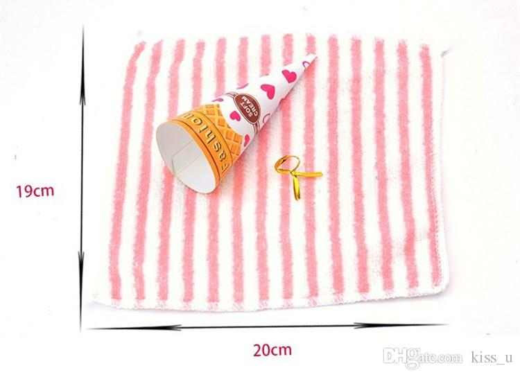 Ice Cream Towel Personalized Wedding Gift Thank You Guest Favor Wholesale Item Gear Stuff Accessories Supplies Product
