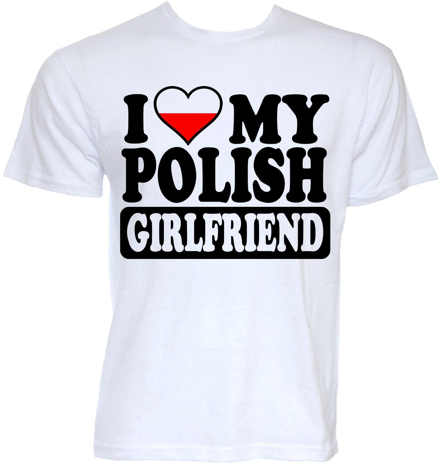 baea017c NOVELTY POLISH T SHIRTS FUNNY COOL POLAND GIRLFRIEND JOKE FLAG RUDE GIFT T  SHIRT Funny Unisex Casual Tee Gift Tees Cool T Shirts From Noveltgifts, ...