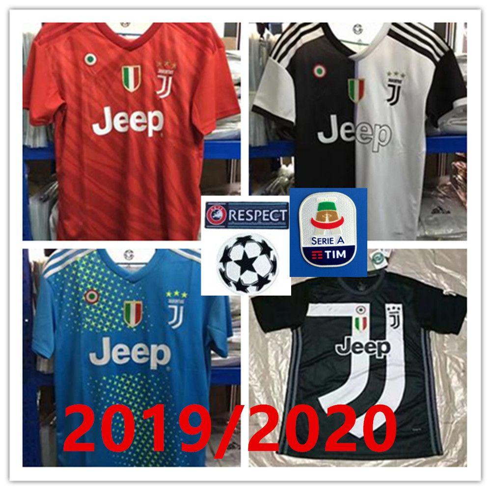 fe2e46f8e 2019 2019 2020 Top Qualit JUVENTUS 3RD Soccer Jersey 19 20 JUVE RONALDO  Home DYBALA BUFFON Camisetas Futbol Camisas Maillot Football Shirt From ...