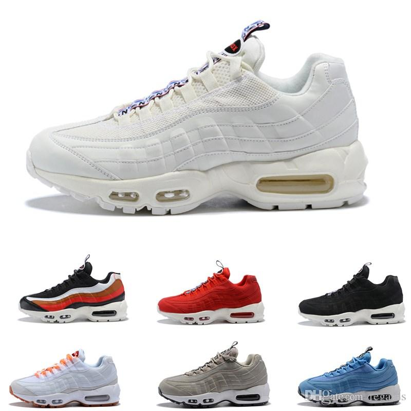24a2a90b56a7 2019 2018 Ultra 20th Anniversary 95 Men Running Shoes 95s Mens Trainers  Tennis Zapatos Sneakers Size 36 45 Airs From Regards