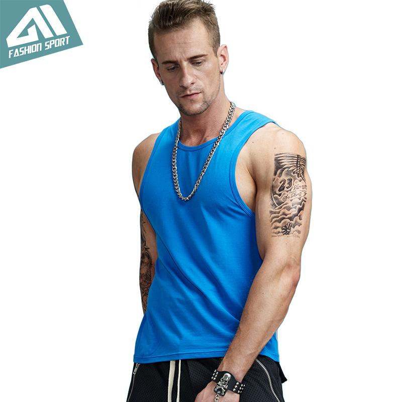 Activewear Tops Getting Muscle Up-aimpact Fitted Sport Tank Tops Muscle Body Shapers Gym Shirts