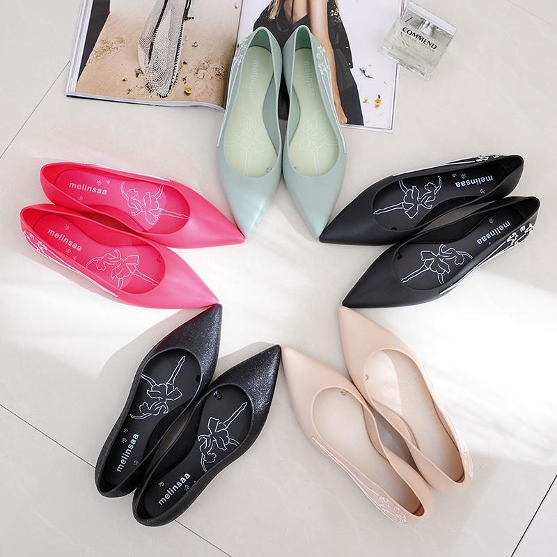 Mujer Gelatina Compre De Zapatos Verano Para YwwS6Iq