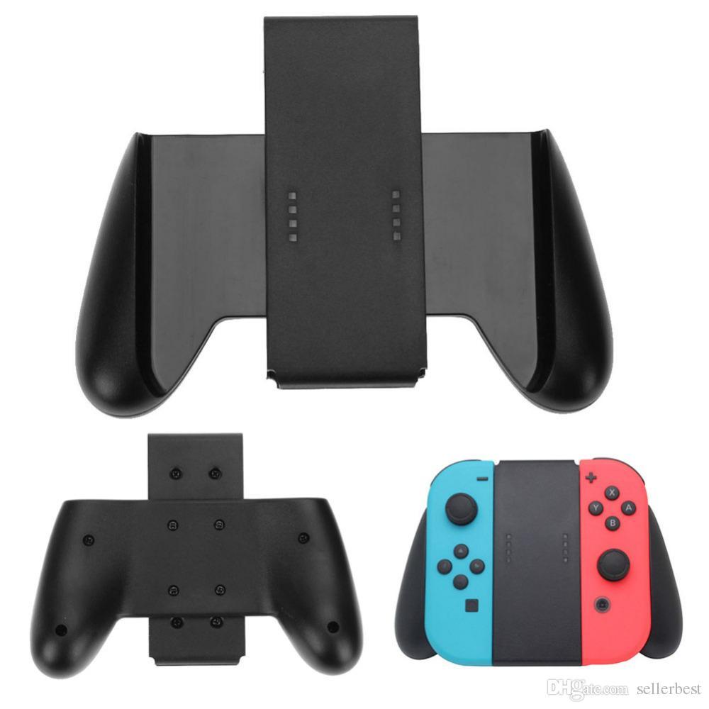 Yeni 3 Renkler Konfor Kavrama Kolu el Braketi Nintendo Anahtarı NS 2 Joy-Con Kontrolörleri için Destek Tutucu