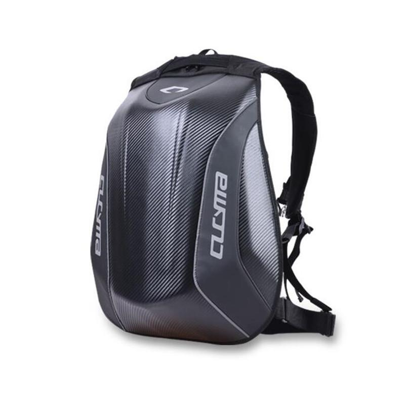 1099ff830e Motorcycle Riding Backpack For Yamaha Racing Team Waterproof Carbon Fiber  Hard Shell Motorcycle Bag Motocross Luggage Backpack Leather Motorcycle  Jackets ...