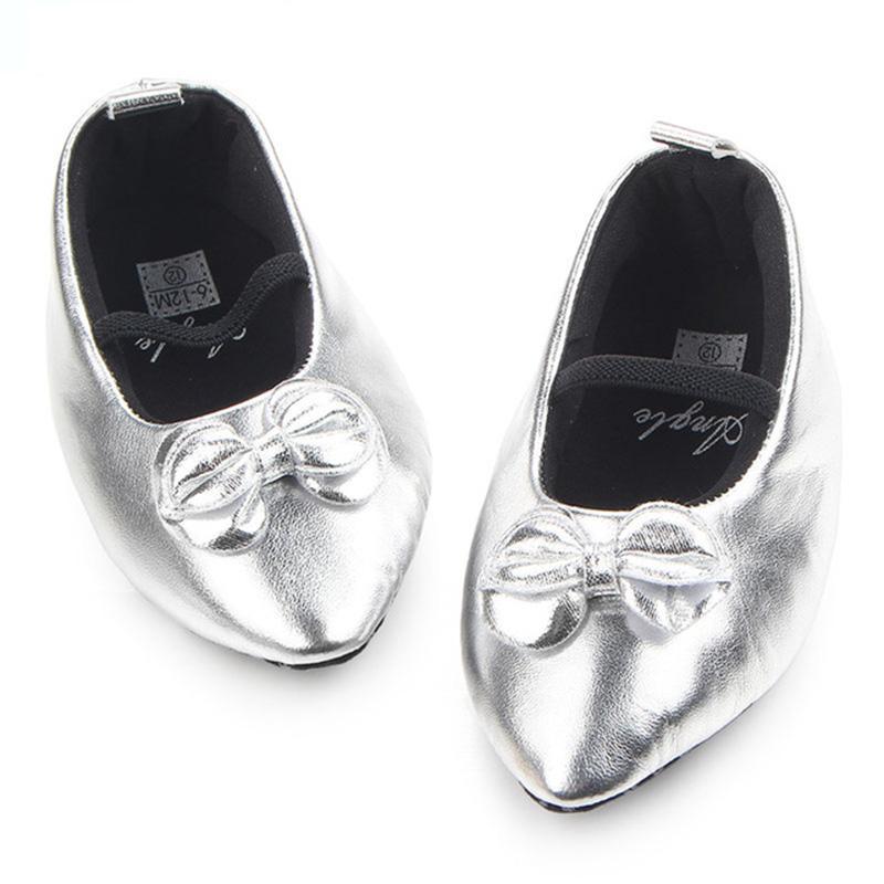 9b8e61e8cdbd8 Acheter Printemps Et Automne Bébé Chaussures 0 6 Mois Petite Princesse Chaussures  1 An Non Antidérapant Nouveau Né Doux Bas Femelle Enfant En Bas Âge De ...