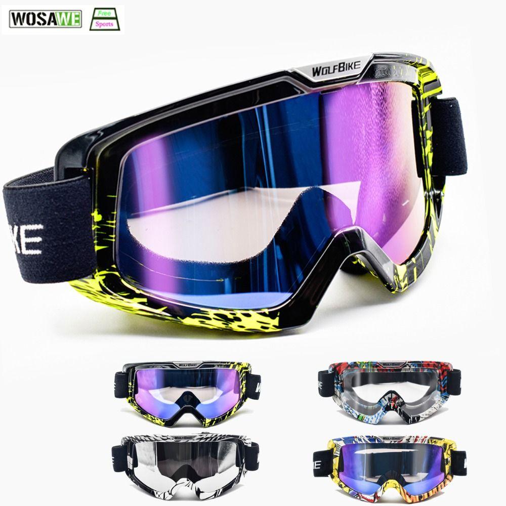e66a49491e72 Cheap WOSAWE Ski Goggles Skiing Snowboard Glasses Anti-fog UV400 Windproof  Comfortable Breathable Men Women Snow Ski Eyewear
