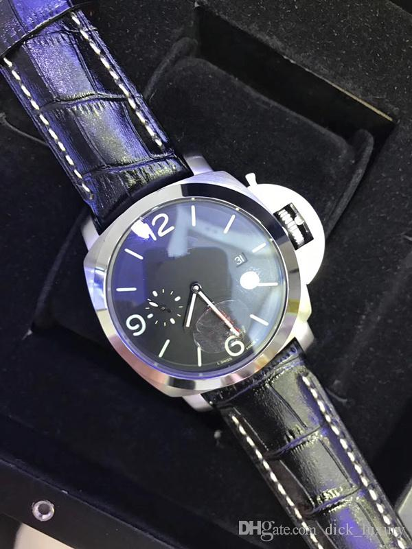 High End Watches >> Top Luxury High End Watches Cool Black Dial Full Automatic