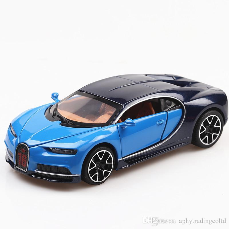 Bugatti Chiron Specs: 2019 1/32 Scale Bugatti Chiron Diecast Alloy Pull Back Car