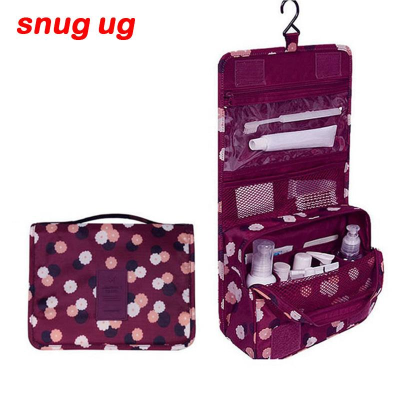 0fe66ecb34df Fashion Travel Pouch Waterproof Portable Cosmetic Cases Man Toiletry ...