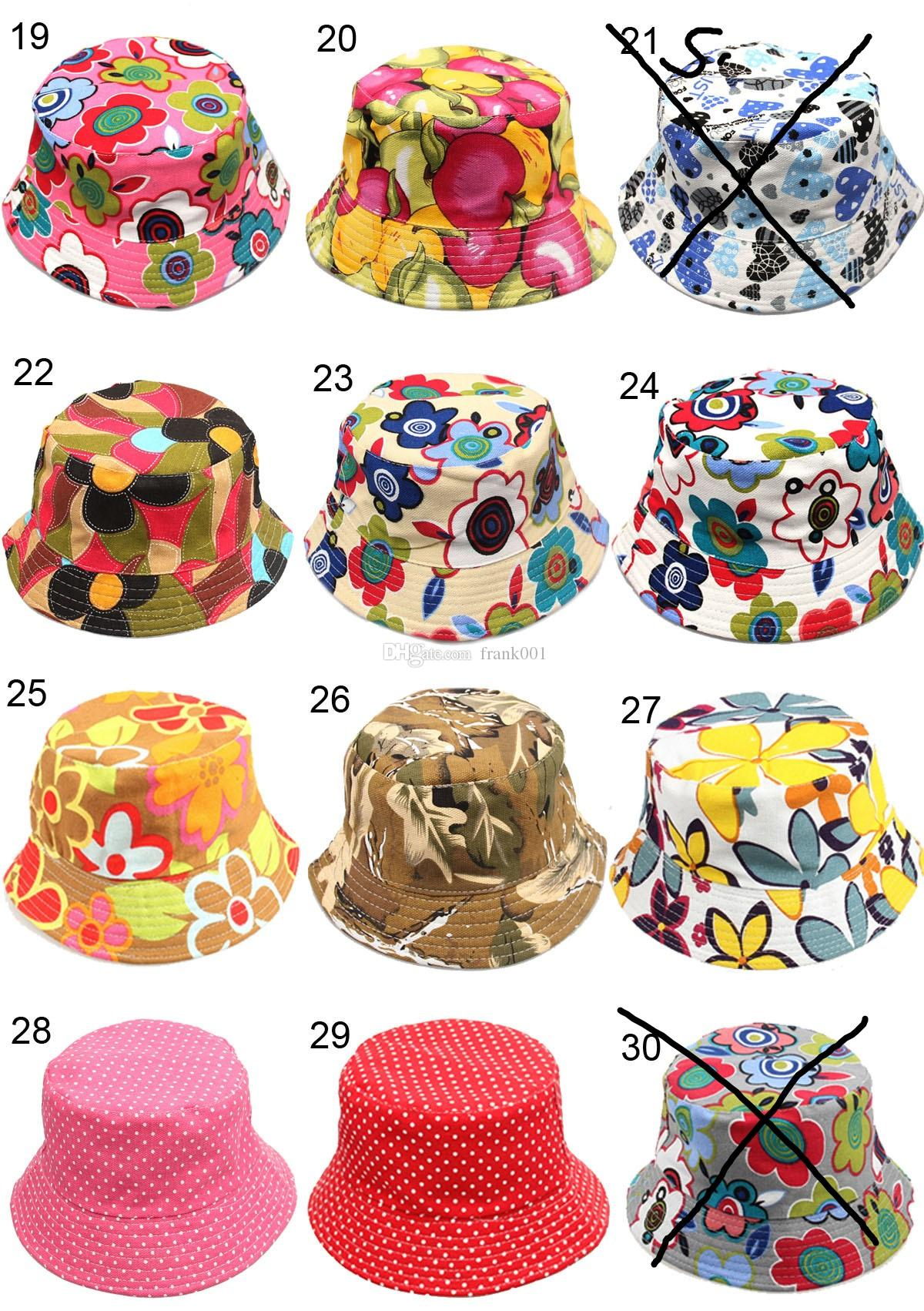 new Kids Bucket Hat Sewing Pattern Baby Infant Toddler Child, Boy, Girl Hat Sewing Pattern Cotton sunhat