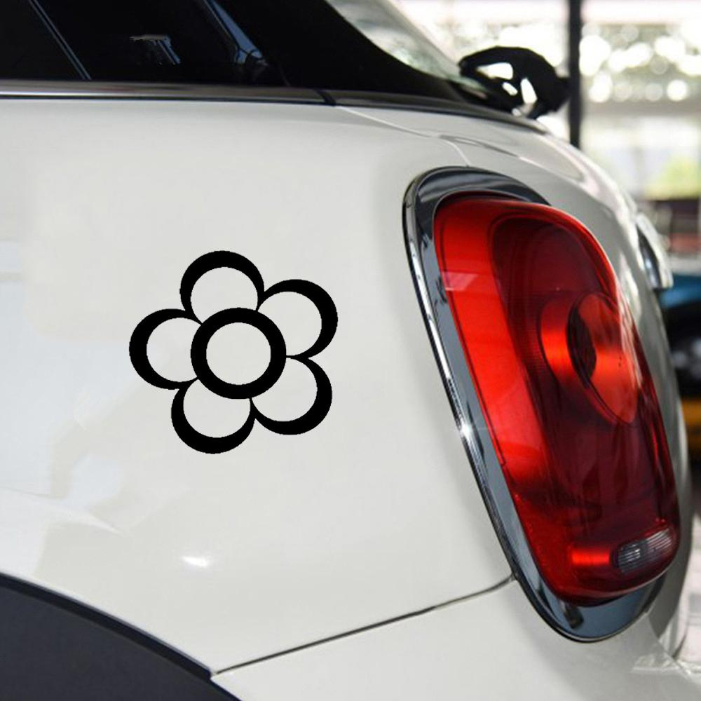 2019 1010cm flower bumper sticker funny car window paintwork sticker vinyl decal vinyl hobby car bumper sticker from xymy767 2 92 dhgate com