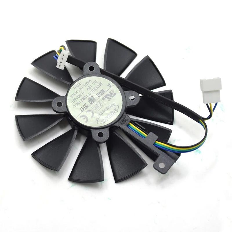 For ASUS GTX1070 1080 RX480 580 VGA COOLER T219215SU