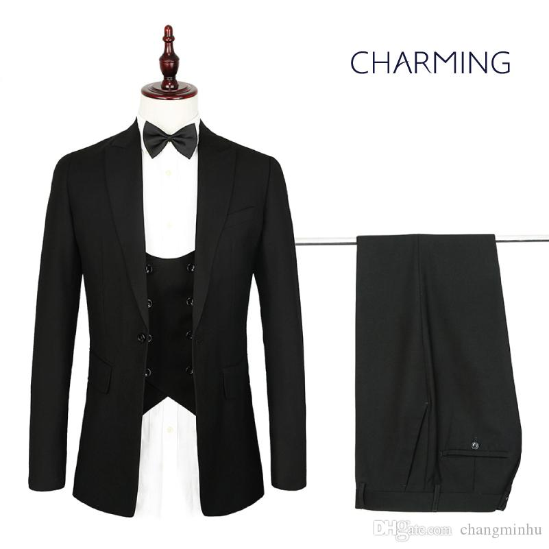 Men Suit, Black Business Suits For Mens, Mens SuitsFormer Suit + ...