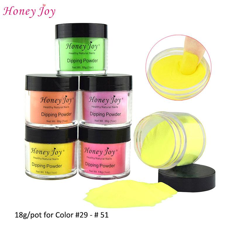New Arrival Colors 18g/Box Dipping Powder Naturally Dry Without Lamp ...