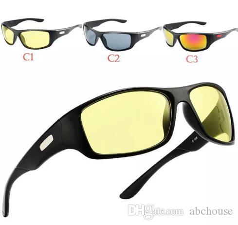 9096cea22f917b Großhandel Neue Ankunft Sonnenbrillen Eyewear Super Cool Brand Designer  Sonnenbrillen Für Männer Frauen Günstige Sonnenbrille 4 Farben 006 Klar ...
