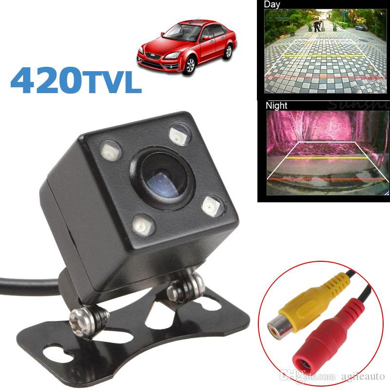 7 Inch TFT LCD Color 2 Video Input Car Rear View Headrest Monitor DVD VCR Monitor + Night Vision Rear View Camera CMO_335