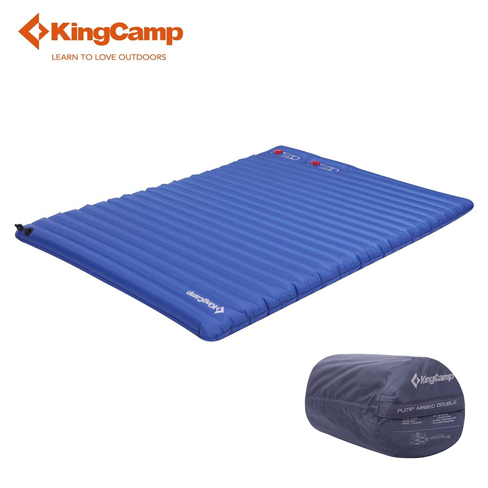 kingcamp sleeping pad ultralight tent mat portable self inflating