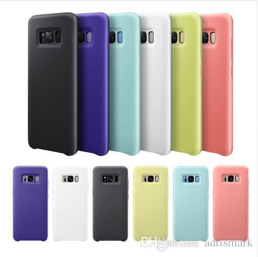 4248283f079 Fundas De Moviles Baratas Funda De Silicona Suave Para Samsung Galaxy Note  9 Funda De Silicona Original Para S8 Plus S7 Edge Note 8 Cubierta De La  Caja ...