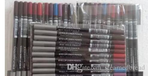 TRANSPORTE LIVRE 2018 HOT alta qualidade da composição Eyeliner Lipliner lápis 240 unidades / lote