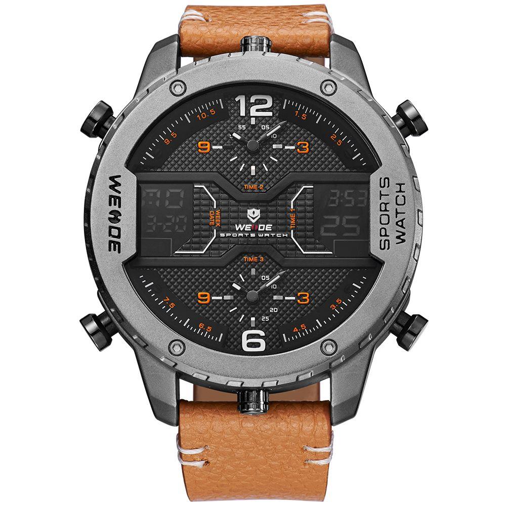 Digitale Uhren 2019 Neue G Uhren Wasserdichte Sport Militär Uhren Uhren Hombre Marke Sanda Mode Uhren Männer Led Digital Uhren ZuverläSsige Leistung Uhren