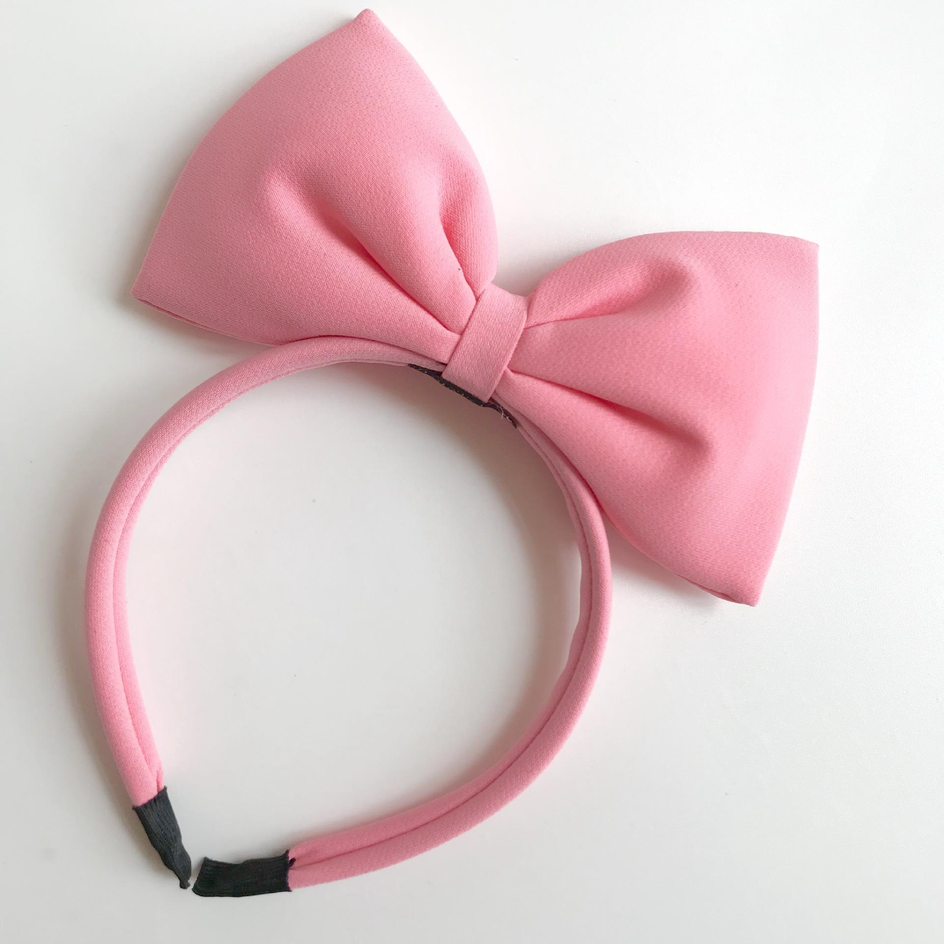 Girls' Clothing Boutique 20pcs Fashion Cute Lace Skirt Rabbit Hairpins Solid Kawaii Bowknot Bunny Hair Clips Princess Headwear Hair Accessories Hair Accessories