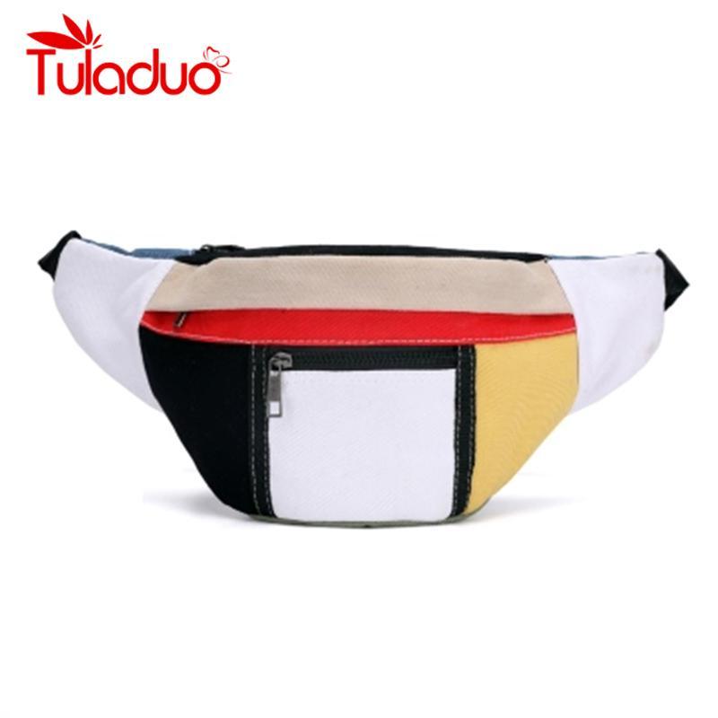 Women S Waist Bag Canvas Fanny Pack Slim Belt Bag Adjustable Waist  Waterpoof Bum Shoulder Travel Hip Bags For Womens Grils Book Bags School  Backpacks From ...