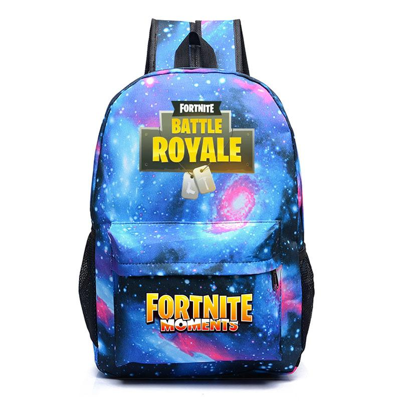 d9b86ae3f26f 2018 Fashion Backpacks School Backpack Game Fortnite Print Cool ...