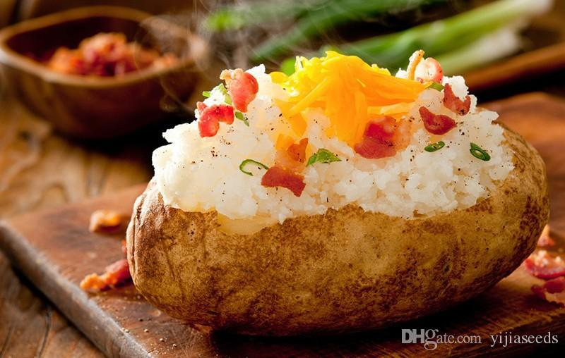 hot sale POTATO seeds giant chinese sweet vegetable seeds bonsai plant food delicious home & garden
