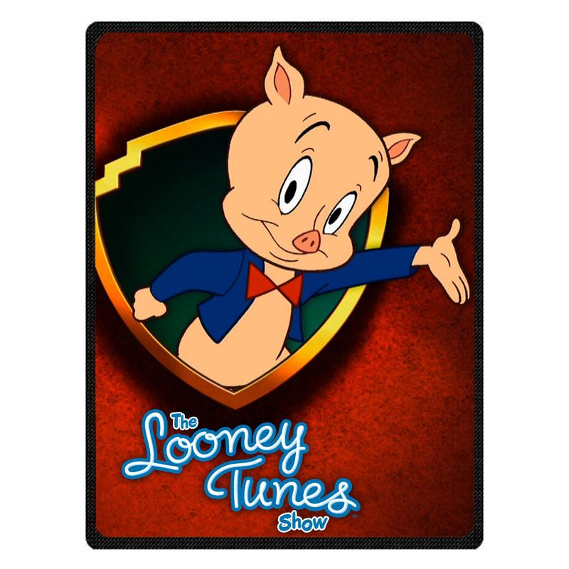 Porky Pig Soft Fuzzy Warm Blankets For Bed Couch Sofa Use Custom Plane  Travel Kids Baby Adult Throw Blanket Down Throws Lambswool Blanket From  Georgen 6e987f4ba