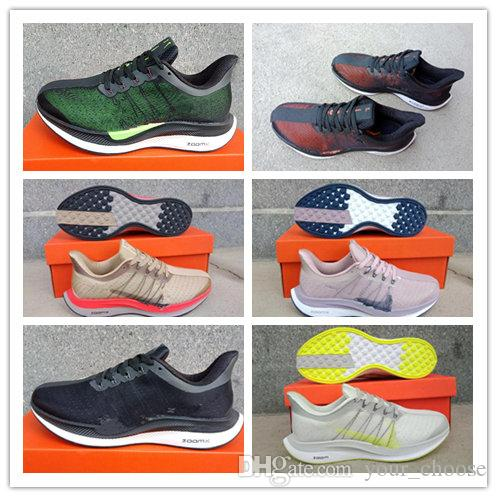 2a1746e8d172b 2019 2018 Zoom Pegasus Turbo 35 Running Shoes For Mens Women Originals  Pegasus 35 Lining Net Gauze Sneakers Training Shoes Size Eur 36 46 From  Your choose