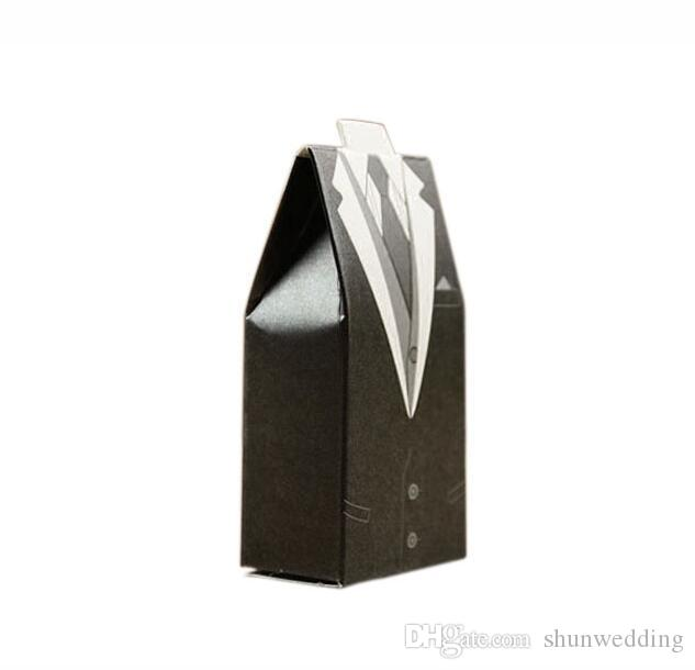 Rifornimenti di cerimonia nuziale creativi del rifornimento del partito del contenitore di regalo delle scatole di caramella di cerimonia nuziale degli sposi / liberano il trasporto