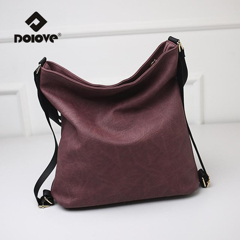 2017 New Women's Dual-use Multi-Purpose Shoulder Bag Diagonal Package Special Promotional Tide Nylon Women Messenger Bag