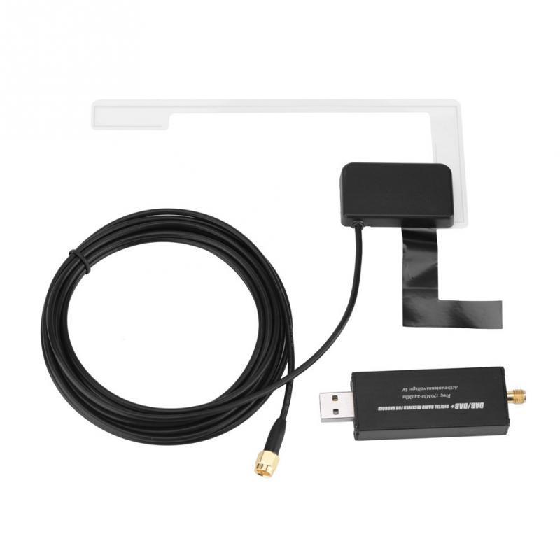 Mini Car Digital Radio Receiver USB DAB/DAB Digital Radio Android  Navigation Hot Sale New