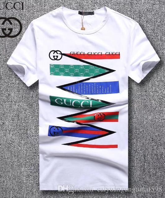 e7f68f88 New Men'S G***I Short Sleeves Polo Shirt 8958 T Shirt Embroidery Polo Shirt  For Men Luxury Polo Men Cotton Short Sleeve Shirt 179 Biker T Shirts Make  Your ...
